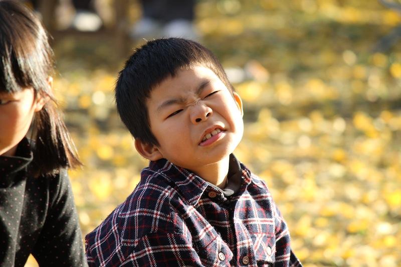 昭和村の子どもたち_c0173978_23163136.jpg