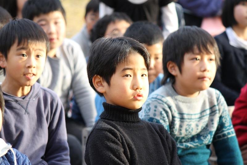 昭和村の子どもたち_c0173978_2317305.jpg