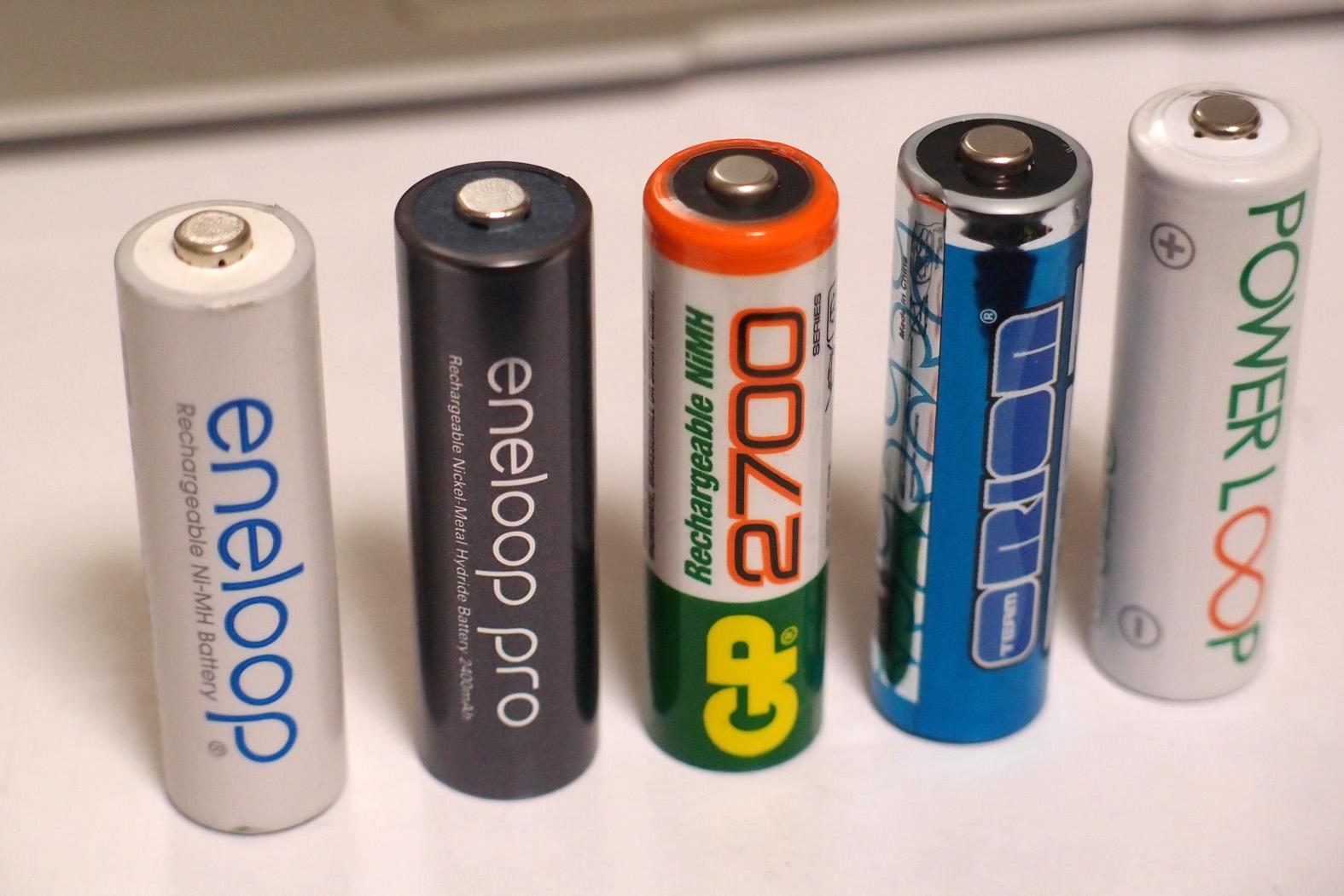 特徴を知って賢く使おう!充電池の選び方
