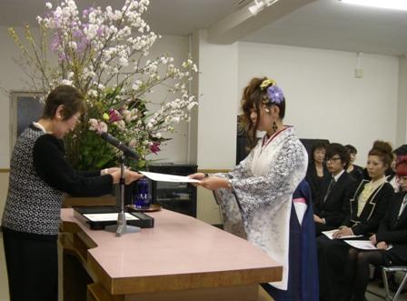 卒業式(平成23年度)_b0163640_16271388.jpg