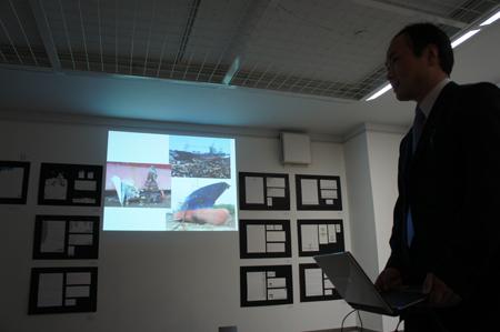 「コンケラーデザインコンテスト受賞作品展」授賞式の様子(その2)_f0171840_16401644.jpg