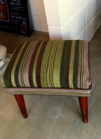 カフェテーブル&木製椅子 納品_c0165392_1914035.jpg
