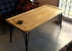カフェテーブル&木製椅子 納品_c0165392_1943424.jpg