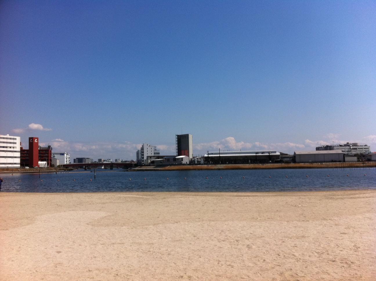 空と海のブルー。僕の命の原点「ふるはま公園」。_a0112393_14575356.jpg