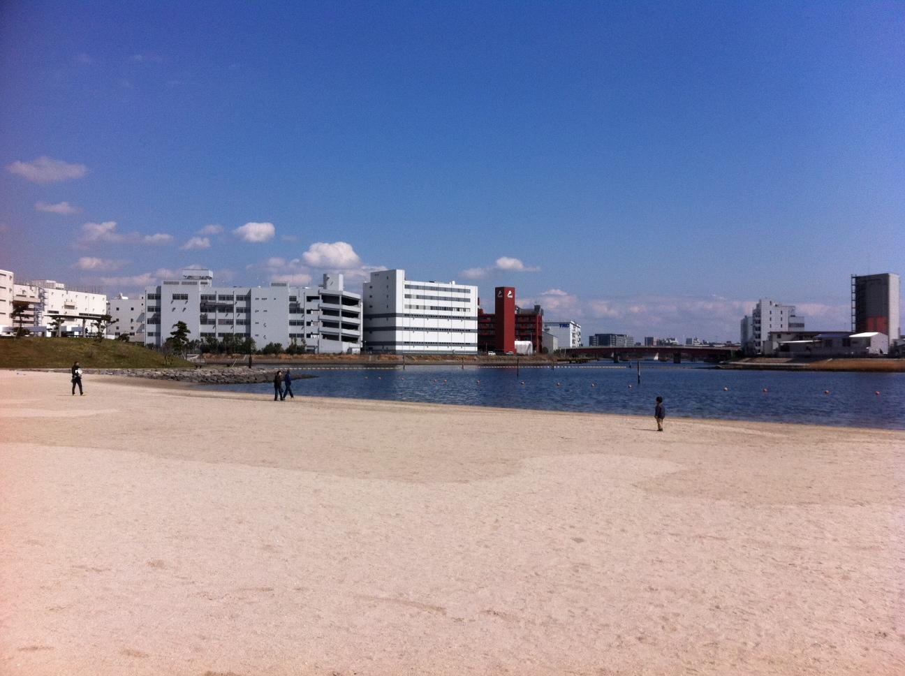 空と海のブルー。僕の命の原点「ふるはま公園」。_a0112393_14592950.jpg