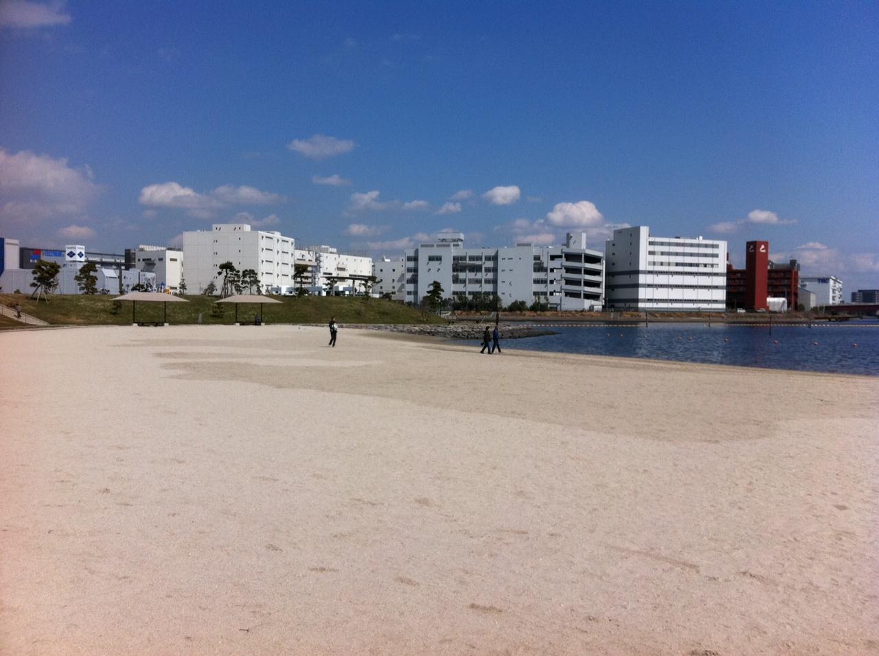 空と海のブルー。僕の命の原点「ふるはま公園」。_a0112393_145956.jpg