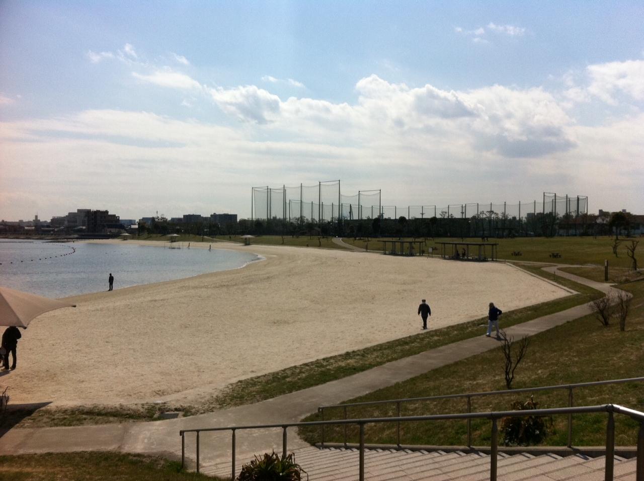 空と海のブルー。僕の命の原点「ふるはま公園。」②_a0112393_15371716.jpg