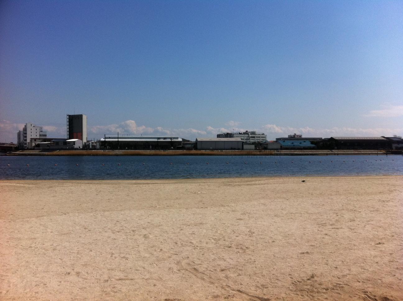 空と海のブルー。僕の命の原点「ふるはま公園。」②_a0112393_155308.jpg