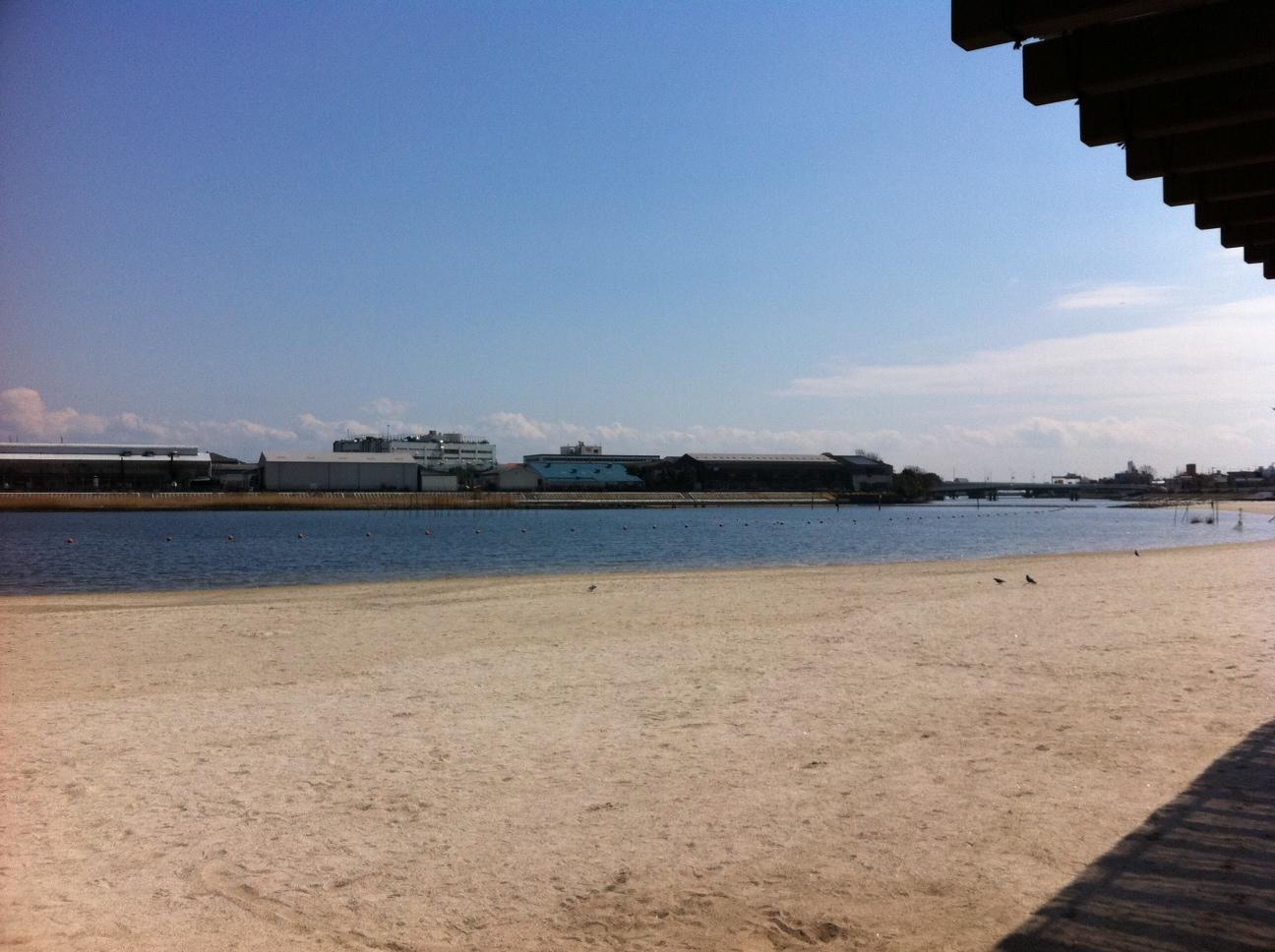 空と海のブルー。僕の命の原点「ふるはま公園。」②_a0112393_155788.jpg