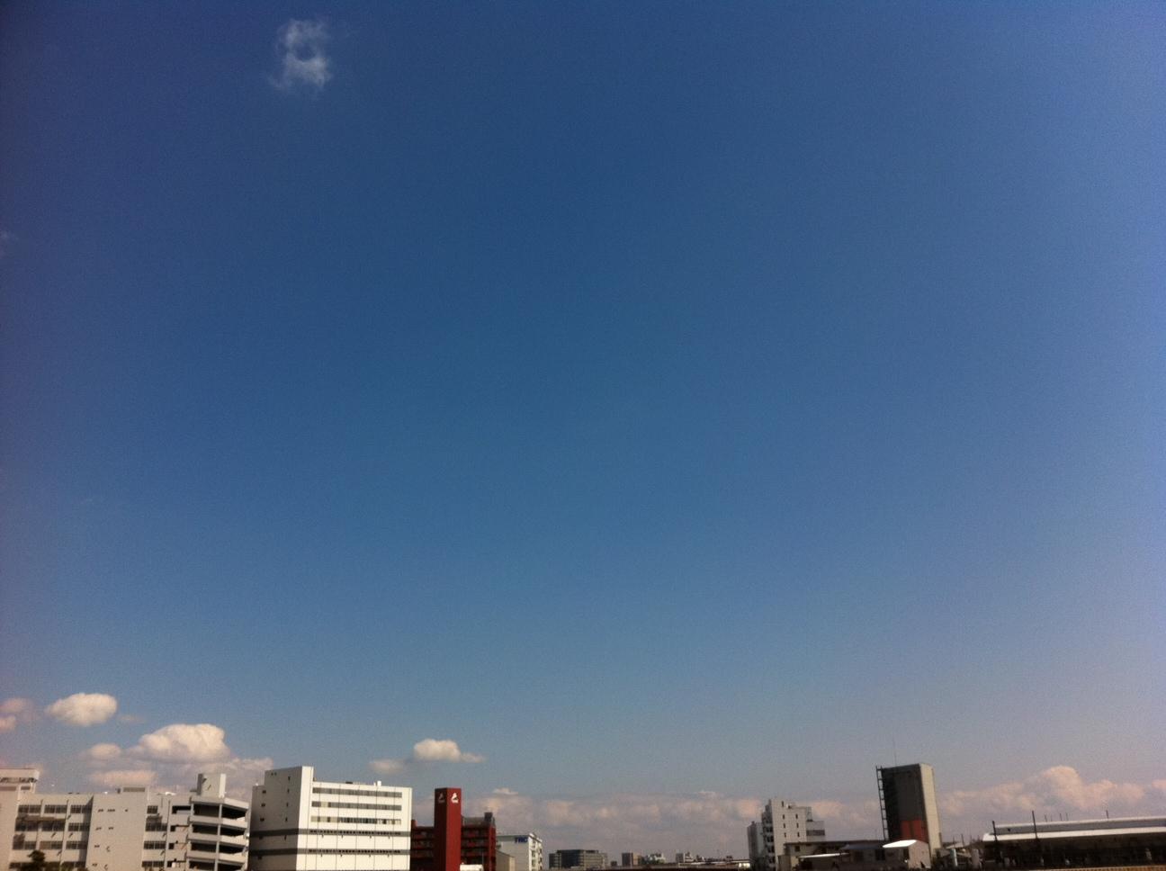 空と海のブルー。僕の命の原点「ふるはま公園。」②_a0112393_1562611.jpg