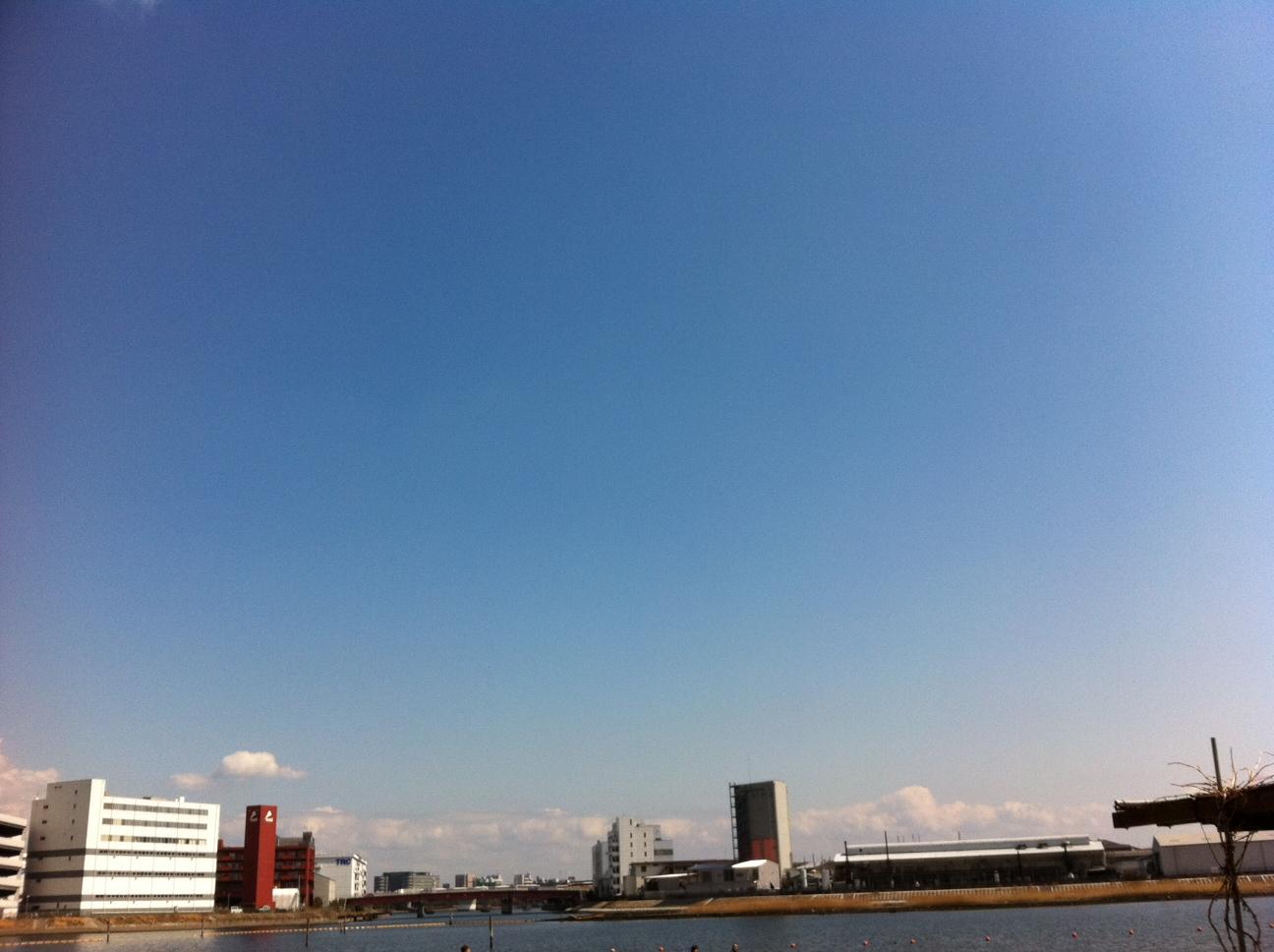 空と海のブルー。僕の命の原点「ふるはま公園。」②_a0112393_1564831.jpg