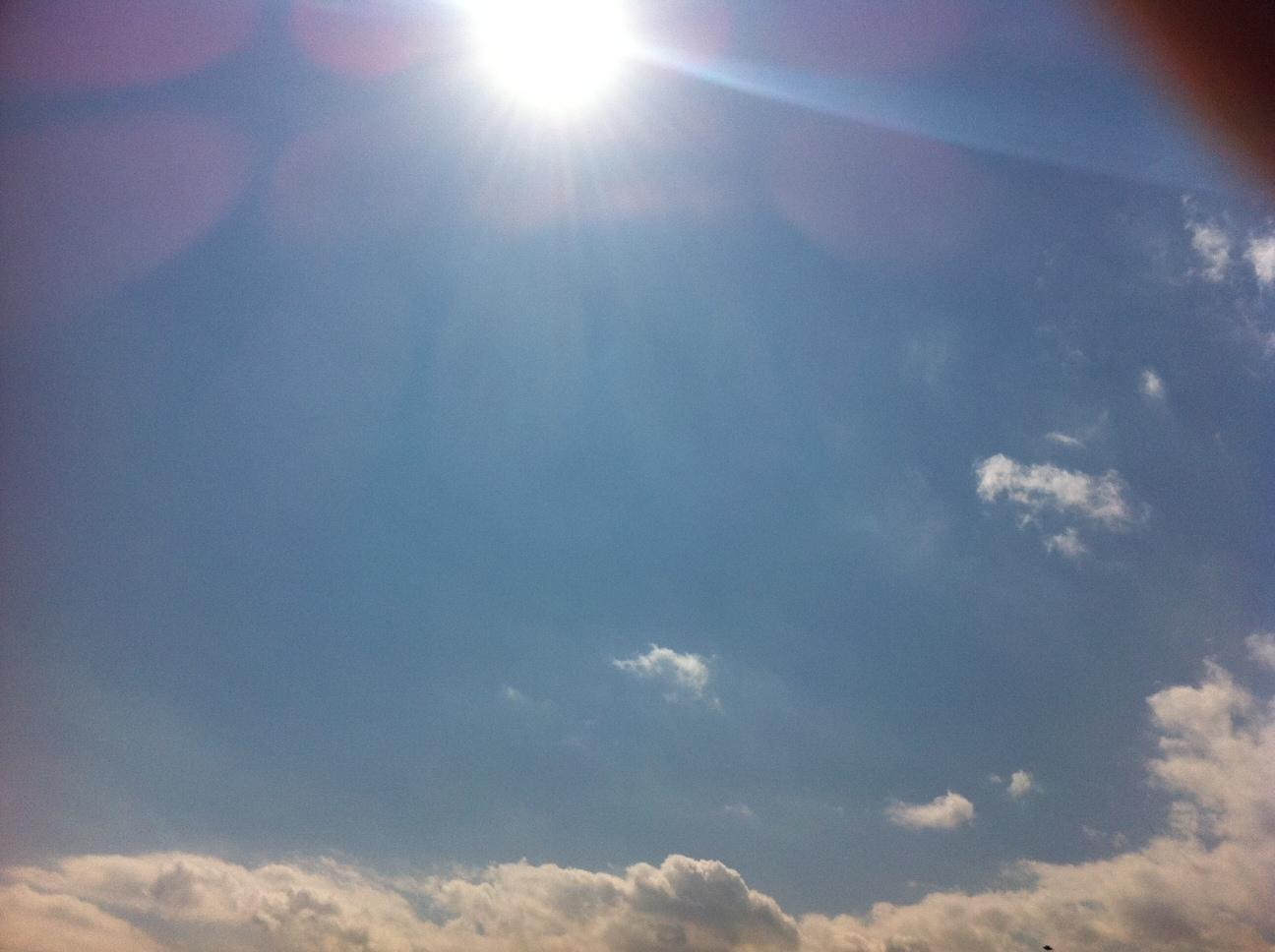 空と海のブルー。僕の命の原点「ふるはま公園。」②_a0112393_1574851.jpg