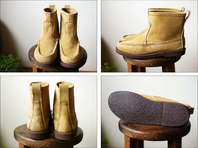 Russell Moccasin [ラッセルモカシン] KNOCK A BOUT BOOTS [ノックアバウトブーツ] laramie suede _f0051306_20535719.jpg