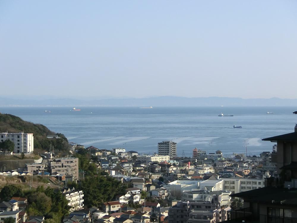 神戸より泉州をのぞむ_f0046622_2327418.jpg