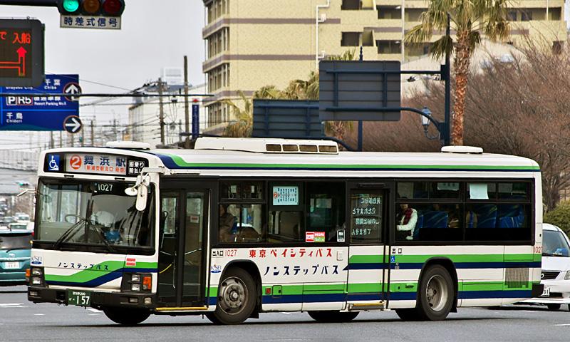 東京ベイシティ交通 1027 : FB=F...