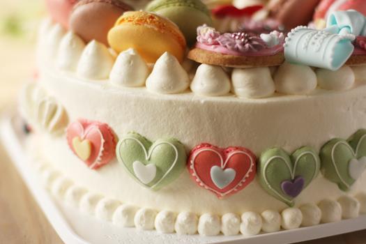 還暦祝いのケーキ_f0149855_1458198.jpg