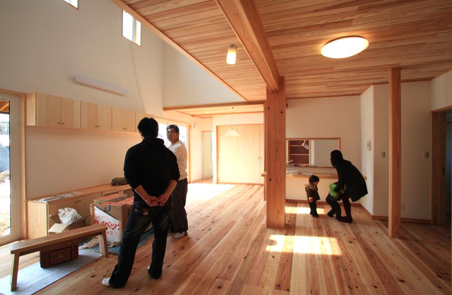 U様邸「下新城の家」完成見学会中です。_f0150893_20353429.jpg