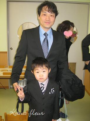 卒園式_e0176103_19252114.jpg