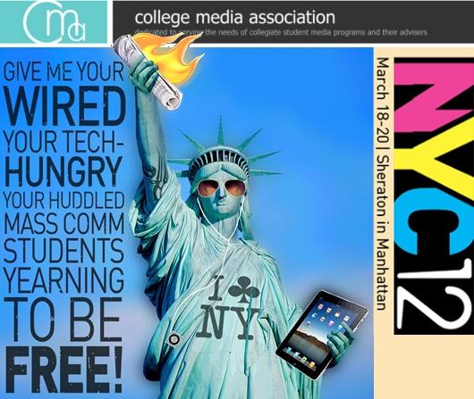 ニューヨークで大学生向けの最新ジャーナリズム・コンベンション?!_b0007805_0304111.jpg