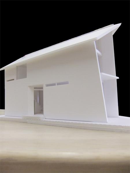葉山A邸 模型写真!_c0225122_1127443.jpg