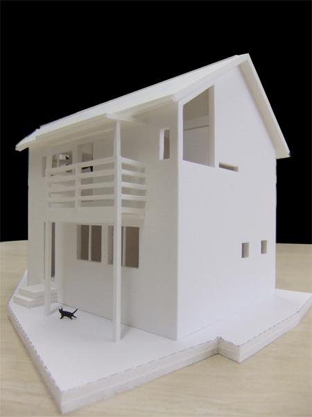 葉山A邸 模型写真!_c0225122_11291049.jpg