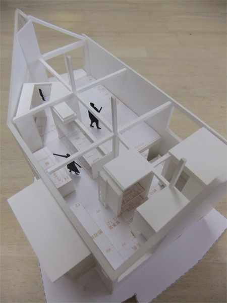 葉山A邸 模型写真!_c0225122_11335181.jpg