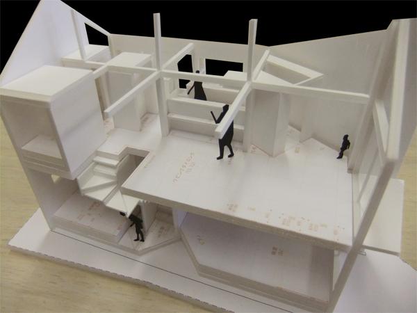 葉山A邸 模型写真!_c0225122_1134136.jpg