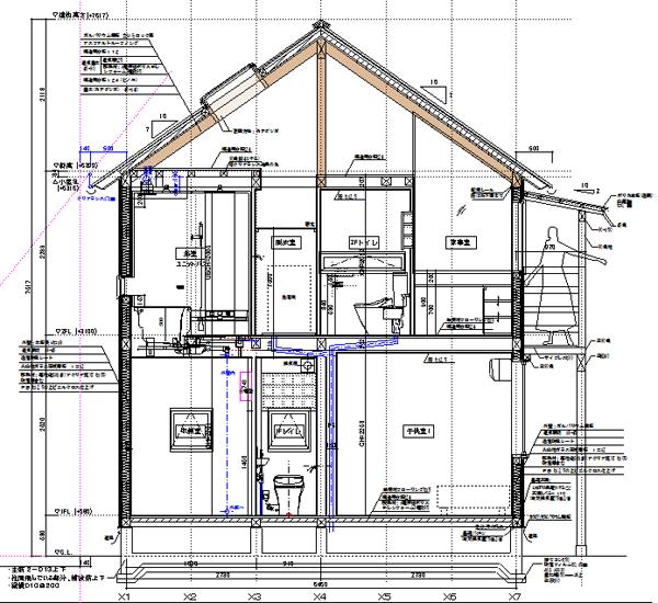 葉山A邸 模型写真!_c0225122_11393590.jpg