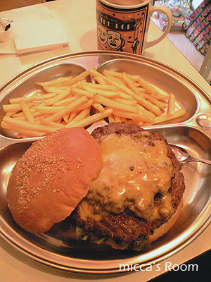 名古屋で食い倒れ K's Pit DINER _b0245038_2032459.jpg