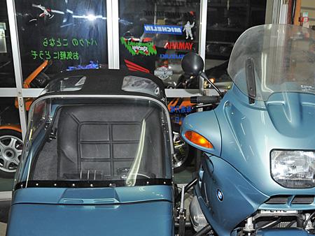 【BMW R1100RT & EML CT2000 サイドカー】_e0218639_11353021.jpg