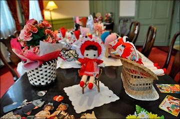 Webおじさん 塾生OBの「文化人形展」を訪ねる・・・_b0045453_17165855.jpg