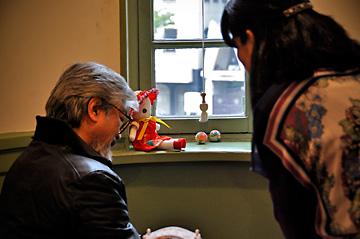 Webおじさん 塾生OBの「文化人形展」を訪ねる・・・_b0045453_1719457.jpg