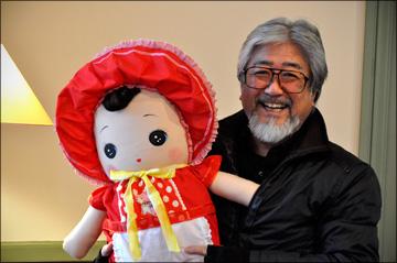 Webおじさん 塾生OBの「文化人形展」を訪ねる・・・_b0045453_17205191.jpg