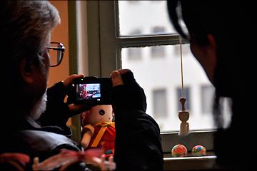 Webおじさん 塾生OBの「文化人形展」を訪ねる・・・_b0045453_1720935.jpg