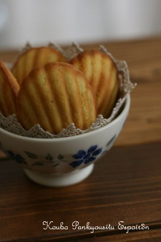 自家製酵母、果実エッセンスで焼き菓子_c0162653_1527747.jpg