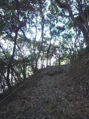 楯崎神社(1)半島の絶壁に立つ巨大な磐座に神功皇后は祈った_c0222861_10331293.jpg