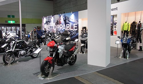 2012大阪モーターサイクルショー初日レポート!_e0254365_19535761.jpg