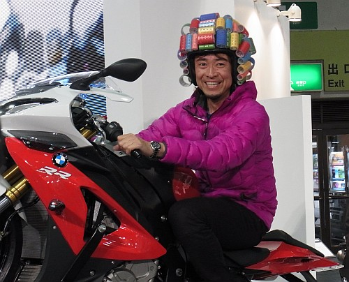 2012大阪モーターサイクルショー初日レポート!_e0254365_2040202.jpg