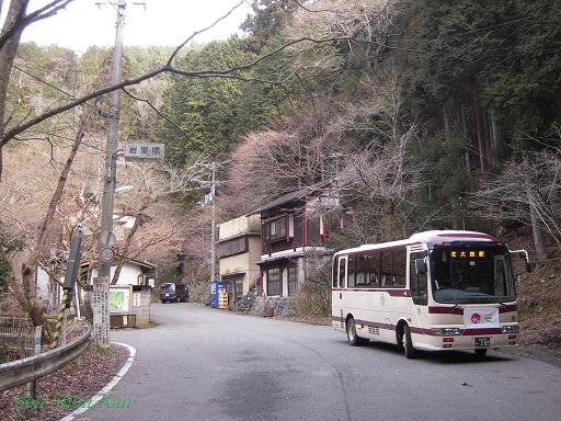雲ヶ畑行き京都バス_a0164068_23304084.jpg
