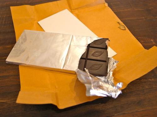 インドネシアのチョコレート Monggo_b0141474_11444668.jpg