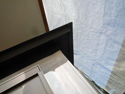 出窓の屋根は板金で仕上げます_a0148909_18232058.jpg