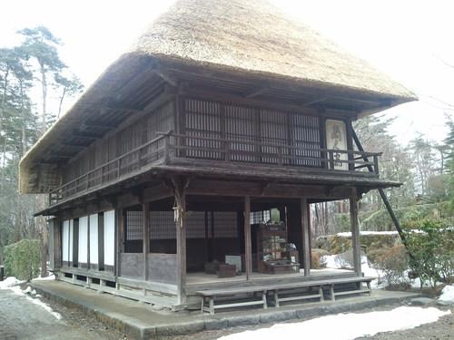 福島で珍しい民家発見_c0213352_20353215.jpg