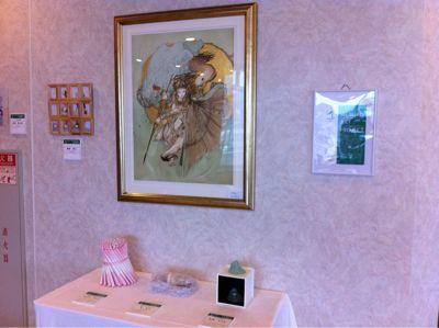 気仙沼プラザホテルで展示会_f0088456_13225799.jpg