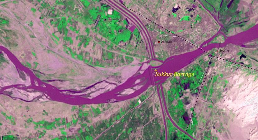 PJAM2012#6 シンド州北部におけるインダス川の水利_a0186568_1952538.jpg