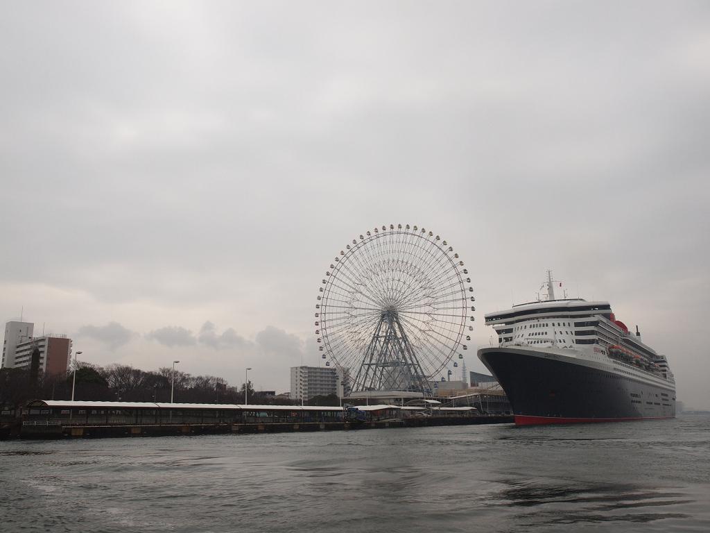 「Queen Mary 2」_a0133692_21552420.jpg