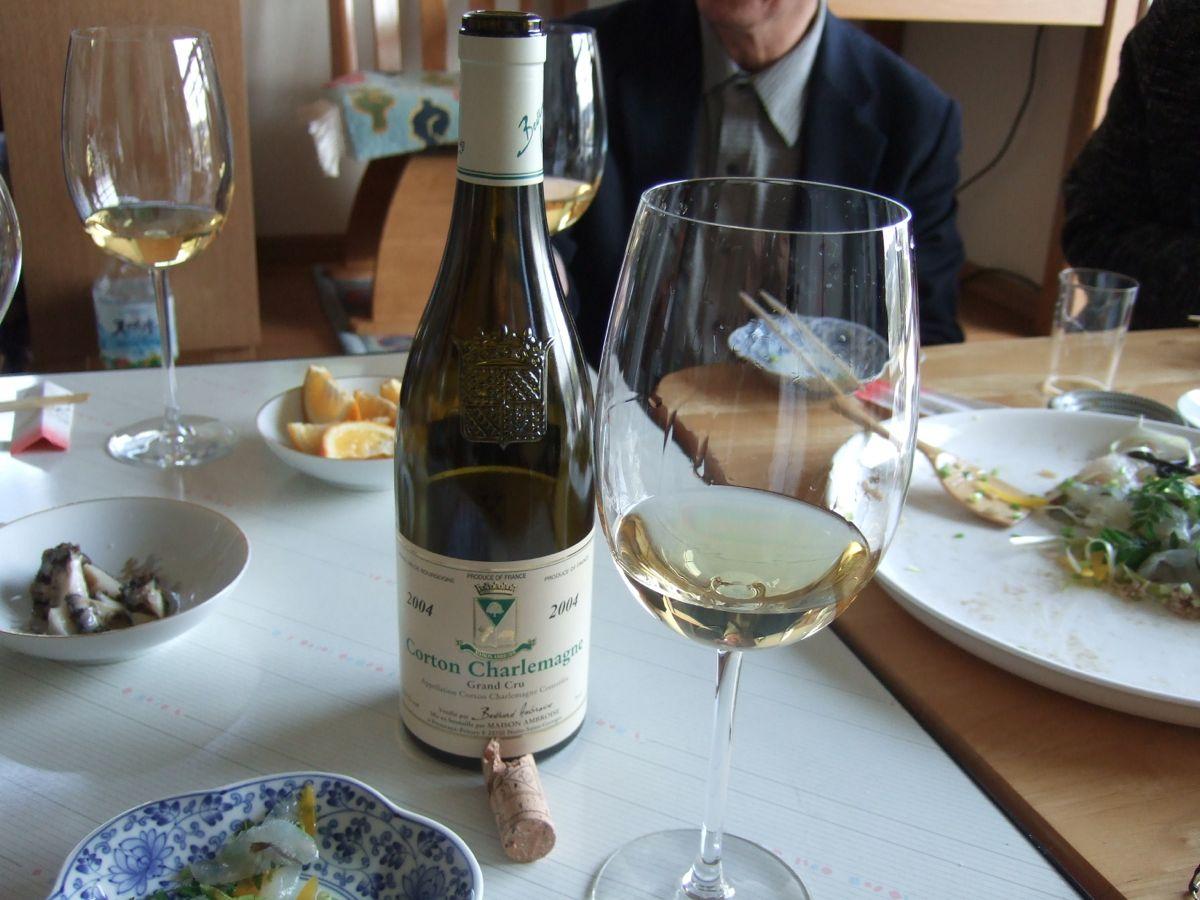 コクのある白ワインは魚より肉。_a0095931_2212818.jpg