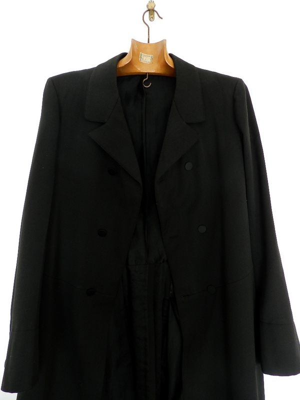 1920's~1930's VINTAGE Frock coat_f0226051_11471659.jpg