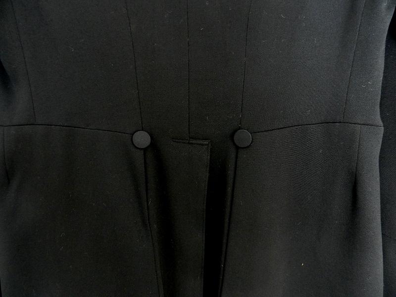 1920's~1930's VINTAGE Frock coat_f0226051_19335290.jpg