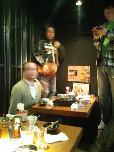 2012きゅうすい春オフ 前夜祭_b0083267_1254193.jpg