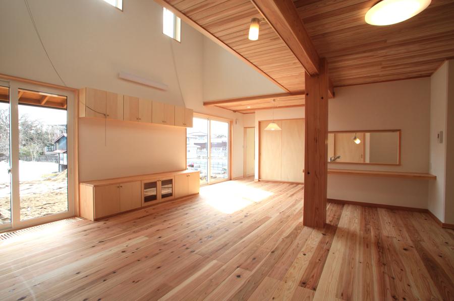 U様邸「下新城の家」完成見学会のお礼。_f0150893_1450210.jpg